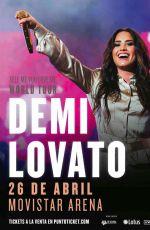 DEMI LOVATO in IT Girl Magazine, Chile April 2018 Issue