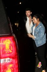 DEMI LOVATO Night Out in Hollywood 04/04/2018