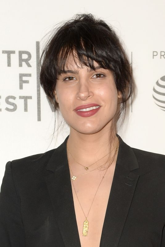 DESIREE AKHAVAN at Miseducation of Cameron Post Premiere at Tribeca Film Festival 04/22/2018