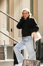 DIANE KRUGER Out in New York 04/05/2018