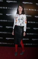 DOLLY WELLS at You Were Never Really Here Premiere in New York 04/03/2018