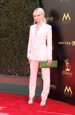 DOVE CAMERON at Daytime Creative Arts Emmy Awards in Los Angeles 04/27/2018