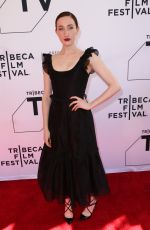 EDEN EPSTEIN at Sweetbitter Premiere at Tribeca Film Festival 04/26/2018