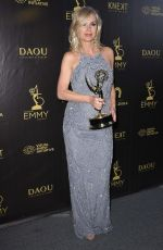 EILEEN DAVIDSON at Daytime Emmy Awards 2018 in Los Angeles 04/29/2018