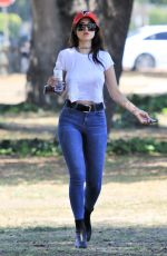 EIZA GONZALEZ Heading to Lunch in Studio City 04/25/2018