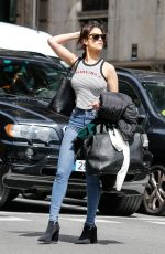 EIZA GONZALEZ Out and About in Barcelona 04/10/2018