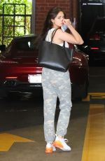 EIZA GONZALEZ Out and About in Beverly Hills 04/11/2018