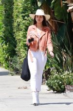 EIZA GONZALEZ Out and About in Studio City 04/13/2018