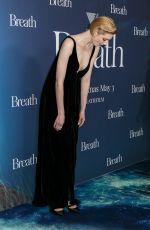ELIZABETH DEBICKI at Breath Premiere in Sydney 04/26/2018