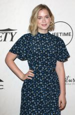 ELIZABETH LAIL at Variety Power of Women in New York 04/13/2018