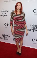 ELIZABETH MAXWELL at Little Woods Premiere at Tribeca Film Festival in New York 04/21/2018