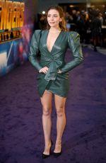 ELIZABETH OLSEN at Avengers: Infinity War Fan Screening in London 04/08/2018