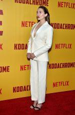 ELIZABETH OLSEN at Kodachrome Premiere in Hollywood 04/18/2018