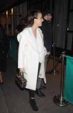 ELLA JADE Night Out in London 03/31/2018