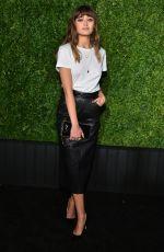 ELLA PURNELL at Chanel Tribeca Film Festival Artists Dinner in New York 04/23/2018