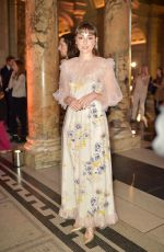 ELLISE CHAPPELL at Fashioned for Nature Exhibition VIP Preview in London 04/18/2018