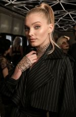 ELSA HOSK at Jacob & Co. Flagship Store Re-opening in New York 04/26/2018