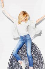 ELSA HOSK for J-Brand Summer 2018 Campaign