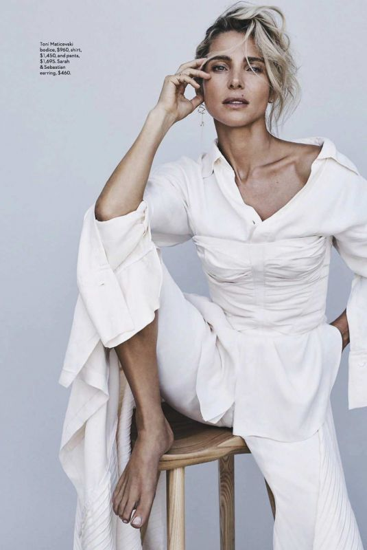 ELSA PATAKY in Vogue Magazine, Australia May 2018 Issue
