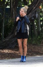ELSA PATAKY on the Set of a Photoshoot in Byron Bay 04/09/2018