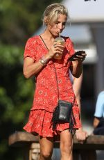 ELSA PATAKY Out and About in Byron Bay 04/03/2018