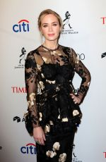 EMILY BLUNT at Time 100 Most Influential People 2018 Gala in New York 04/24/2018