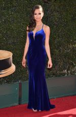 EMILY CALANDRELLI at Daytime Creative Arts Emmy Awards in Los Angeles 04/27/2018