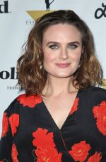 EMILY DESCHANEL at Catstravaganza Fundraiser in Los Angeles 04/21/2018