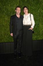 EMILY MORTIMER at Chanel Tribeca Film Festival Artists Dinner in New York 04/23/2018