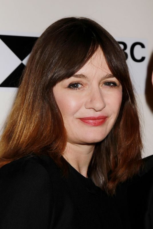 EMILY MORTIMER at Disobedience Premiere at 2018 Tribeca Film Festival 04/24/2018