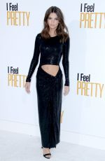 EMILY RATAJKOWSKI at I Feel Pretty Premiere in Los Angeles 04/17/2018