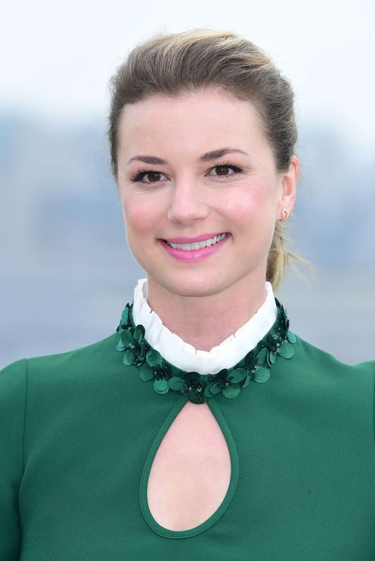 EMILY VANCAMP at The Resident Photocall in London 04/10/2018