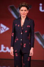 EMMA WILLIS at The Voice UK Show Finalists Photocall in London 04/05/2018