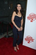 EMMANUELLE CHRIQUI at Super Troopers 2 Premiere in New York 04/18/2018