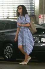EMMY ROSSUM Out and About in Beverly Hills 04/09/2018