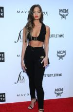 ERIKA COSTELL at Daily Front Row Fashion Awards in Los Angeles 04/08/2018