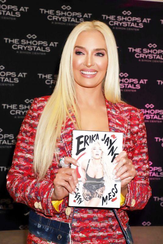 ERIKA JAYNE at Pretty Mess Book Signing in Las Vegas 03/31/2018