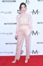 EVA SHAW at Daily Front Row Fashion Awards in Los Angeles 04/08/2018