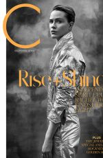 EVAN RACHEL WOOD for C Magazine, May 2018 Issue