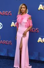 EVE at 2018 ACM Awards in Las Vegas 04/15/2018
