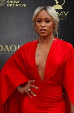 EVE at Daytime Emmy Awards 2018 in Los Angeles 04/29/2018