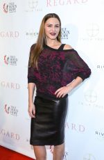EVE MAURO at Regard Magazine Spring 2018 Cover Unveiling Party in West Hollywood 04/03/2018