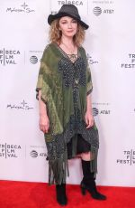 EVGENIA DODINA at United Skates Premiere at Tribeca Film Festival in New York 04/19/2018