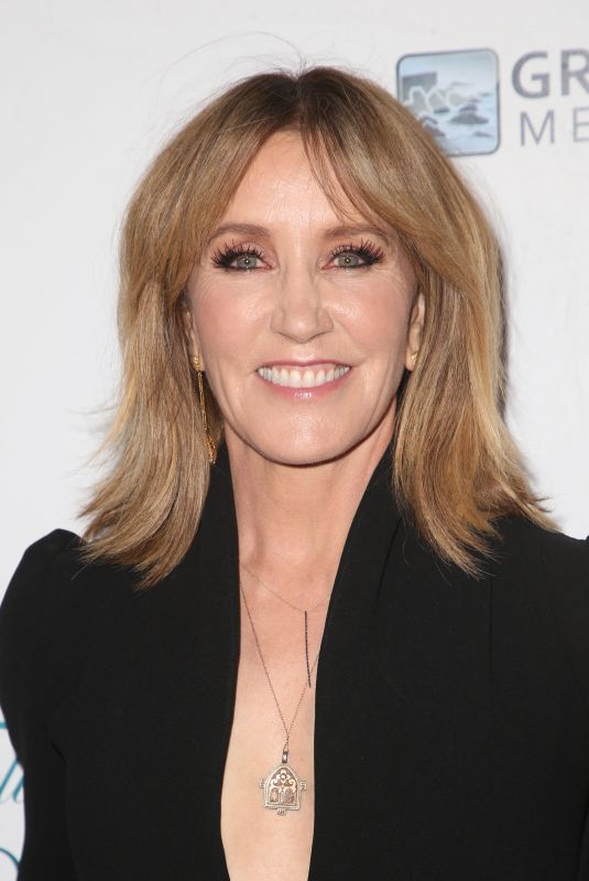 FELICITY HUFFMAN at Krystal Premiere in Los Angeles 04/05/2018