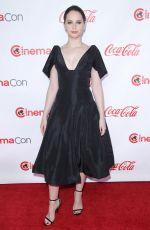 FELICITY JONES at Big Screen Achievement Awards in Las Vegas 04/26/2018