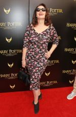 FRAN DRESCHER at Harry Potter and the Cursed Child Broadway Opening in New York 04/22/2018