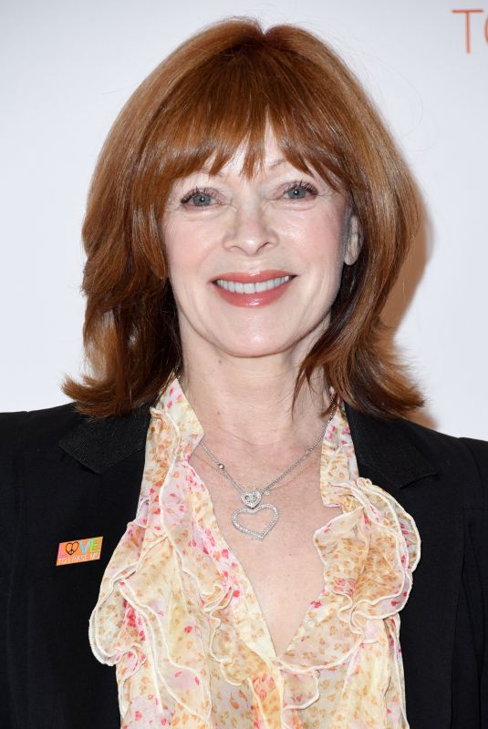 FRANCES FISHER at Race to Erase MS Gala 2018 in Los Angeles 04/20/2018