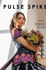 FRANCIA RAISA for Pulse Spikes, Spring 2018