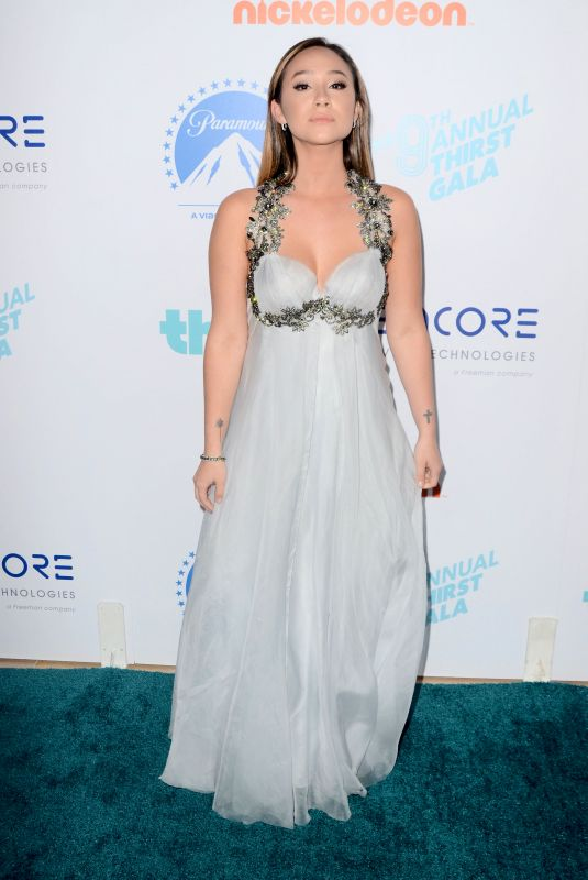 FRANNY ARRIETA at 2018 Thirst Gala in Los Angeles 04/21/2018