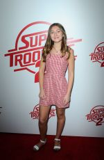 GABRIELLE PERELLO at Super Troopers 2 Premiere in Hollywood 04/11/2018